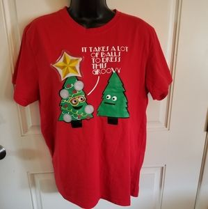 2 for $15 Red Seven Oaks Xmas shirt